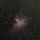 Eagle Nebula,                                Jason Furman