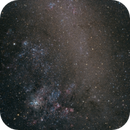NGC2070 Tarantula Nebula - LMC Wide Field,                                Michel Lakos M.