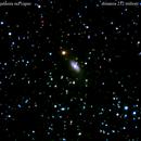 ngc 7013 galassia nel cigno                                                           distanza  212 milioni A.L.,                                Carlo Colombo