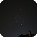 Winter sky in Northern France : Orion in three 10 s Raw shots...,                                Andreas Zeinert