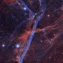 The Vela Supernova Remnant,                                Matthew Sole