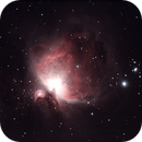 M42 - Nebulosa di Orione,                                AlbertNewland