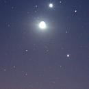 Falsa Cruz e Cometa C/2014 Q1 PanStarrs,                                bbonic