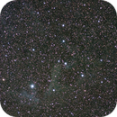 Pi Sco Blue Nebula Region (revisit),                                Jan Curtis