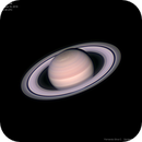 Saturn. August 16, 2018,                    FernandoSilvaCorrea