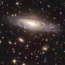 NGC 7331 and Stephan's Quintet (LRGB),                                Ruediger