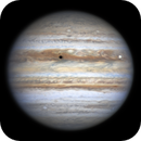 2020.8.14 - Jupiter with Europa and its shadow in transit,                                astrolord