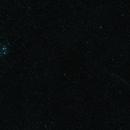 Lovejoy and Pleiades,                                Martin Palenik