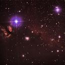 Flame nebula ,                                  Vital