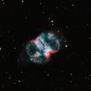 M76 - The Little Dumbell Nebula,                                Tim Jardine