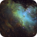 M16 in Narrowband and f/8,                                Fernando