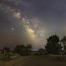 Milky way 121 Megapixel,                                Gianluca Belgrado