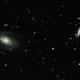M81 and M82 with Supernova,                                JonathanBlake