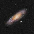 M31 Andromeda,                                glinkowski.photo