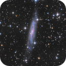 NGC 7640,                                dhuber1