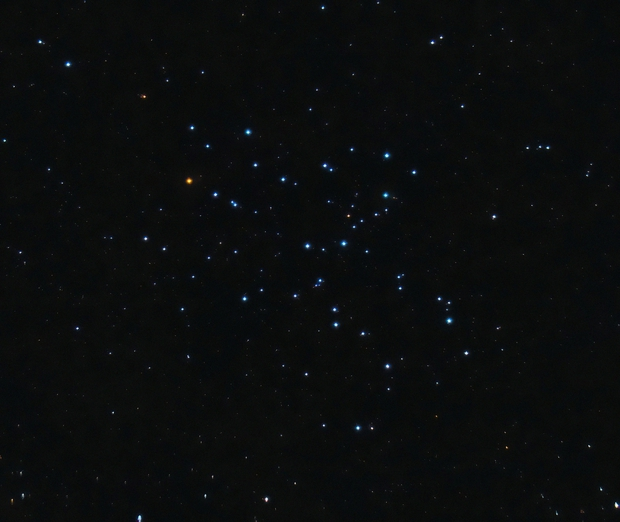 Butterfly Cluster / M 6 / NGC 6405,                                drivingcat