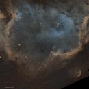 The Soul nebula in SHO,                                John