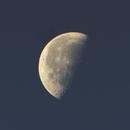 Mond in der frühe,                                Silkanni Forrer