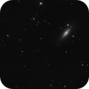 M102 almost full moon,                                Xavier V