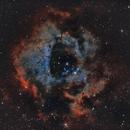 Rosette Nebula HST,                                Chad Andrist