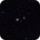 A Study of the Virgo Galaxy Cluster - Part 6: M58, M59, M60, and the Nads (NGCs 4567 and 4568),                                Timothy Martin & Nic Patridge