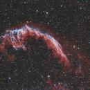 NGC6992 East Veil Nebula,                    Hugues Obolonsky