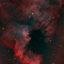 The North America Nebula, HOO,                                riot1013