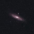 Andromeda Galaxy Wide Field,                                Kyle Pickett