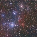 IC 444 and VdB 75,                                Niko Geisriegler