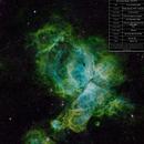 NGC 3372 Carina Nebula - Titled,                                Stephen Charnock