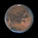 2 days Mars animation,                                Astronominsk
