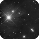 Messier 45 close-up,                                Brice