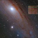 Hubble's Cepheid Variable V1,                                  sky-watcher (johny)