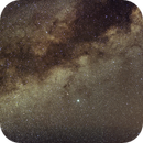 Milky way around Aquila,                                Janos Barabas