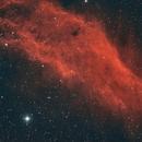 NGC 1499 - California Nebula,                                Jeff Kisslinger