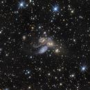 NGC 7317, NGC 7318A, NGC 7318B, NGC 7319, NGC 7320C (Stephan's Quintet),                                DetlefHartmann