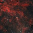 Nebel um NGC6888,                                  Olaf Kühn