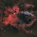 Sh2-157 Bi-Color,                                Goofi