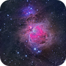 M42 - Orion Nebula,                                CrestwoodSky