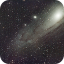 M31  The Andromeda Galaxy,                                Ray Heinle