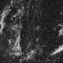 Veil Nebula (Ha Only),                                Kai Yang