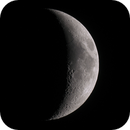 Five-Day-Old Moon, May 27, 2020,                                AlenK