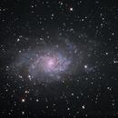 M33 Triangulum Galaxy,                                Nightsky_NL