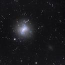 NGC4214,                    Kaori Iwakata