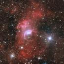 NGC 7635, Bubble Nebula,                                Big_Dipper