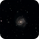 Messier 100,                                Ian Stephenson