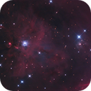 The Keyhole In NGC1999 LRGB+Ha,                                Christopher Gomez