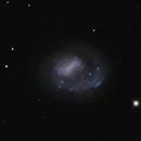 NGC 4618 (Arp 23) and NGC 4625,                                lowenthalm