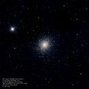 "M5 ""Rose"" Globular Star Cluster,                                Robert Van Vugt"