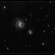 NGC 945 and NGC 948,                                Roger Groom